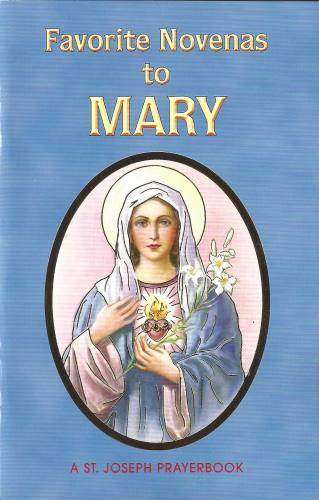 "Novena Mary ""Favorite Novenas"" Paperback"