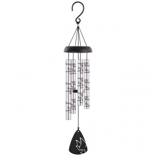 Wind Chime Amazing Grace 21 Inches