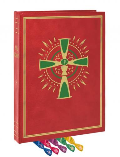 Misal Romano Altar Edition Spanish en Espanol Catholic Book