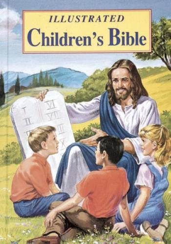 Illustrated Children\'s Bible Hardcover