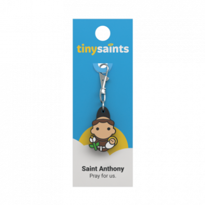 Tiny Saints Charm St Anthony