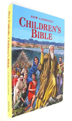 New Catholic Children's Bible Hardcover