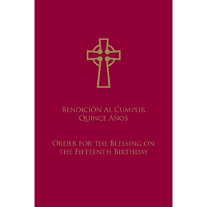 Order For The Blessing On The Fifteenth Birthday Bilingual