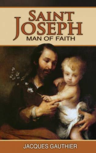 Prayer Book St Joseph Man of Faith Paperback