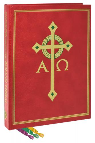 Excerpts From The Roman Missal Deluxe Leather Edition