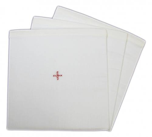 Chalice Palls w/ Stiff Insert (Pack of 3) 6.5 x 6.5 inches