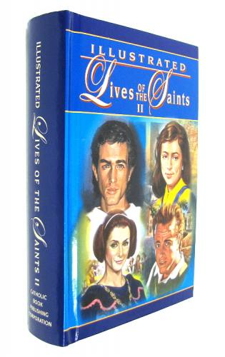 Lives of the Saints Illustrated Volume 2 Hardcover