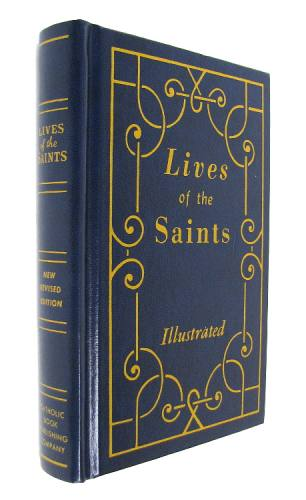 Lives of the Saints Volume 1 Hardcover