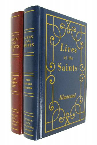 Lives of the Saints Set Hardcover