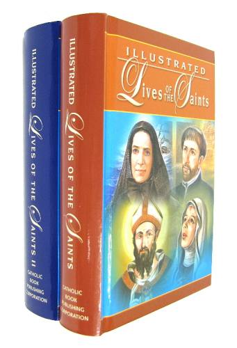 Lives of the Saints Illustrated Set Hardcover