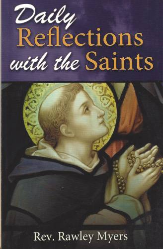 Prayer Book Daily Reflections with the Saints Paperback