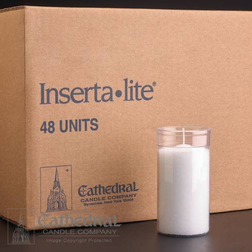 Inserta-Lite 3 Day Devotional Insert Candle Refill Individual