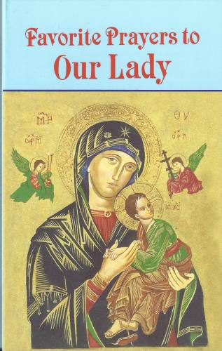 Prayer Book Favorite Prayers to Our Lady Paperback