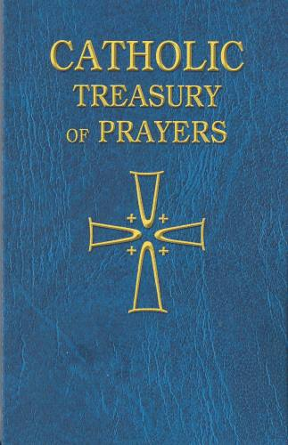 Prayer Book Catholic Treasury of Prayers Paperback