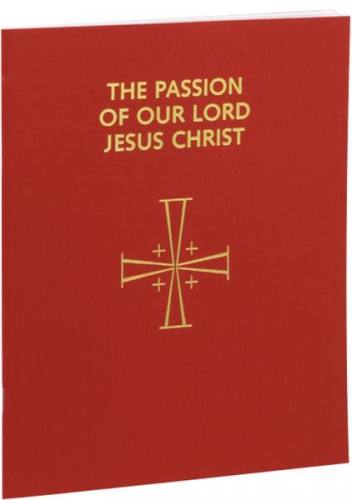 Lectionary CBPC Passion of Lord Jesus Christ Holy Week Paperback