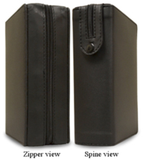 Cover Breviary Daily Roman Missal Black Leatherette