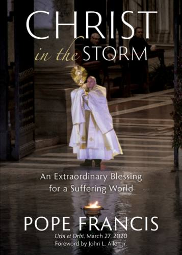 Christ In The Storm Pope Francis Hardcover