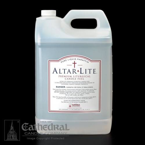Altar Lite Liquid Candle Wax 2.5 Gallon