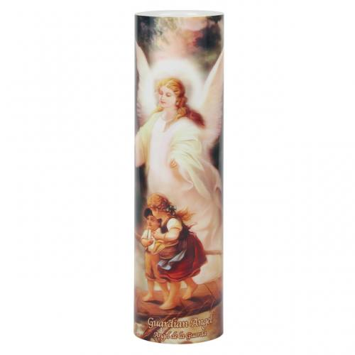 Guardian Angel Flameless LED Candle