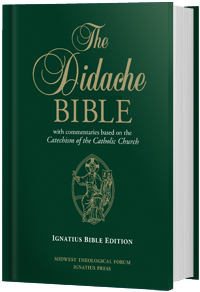 Revised Standard Version Didache Bible Regular Print Hardcover