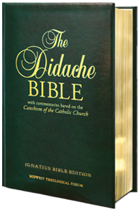 Revised Standard Version Didache Bible Regular Print Leather