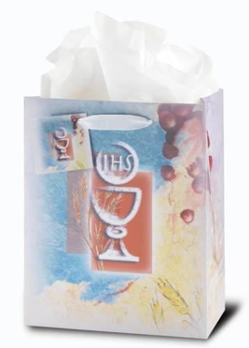 Gift Bag First Communion Modern Large