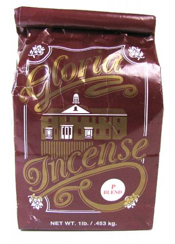Incense Gloria Brand Powder Blend 1 Pound Resin