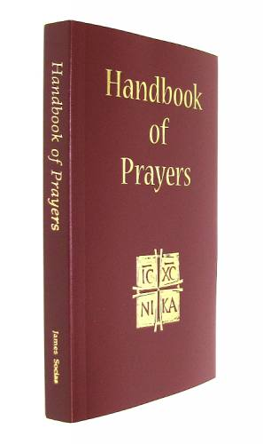 Prayer Book Handbook of Prayers Paperback