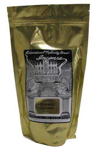 Incense Nativity Brand Oriental Blend 1 Pound Resin