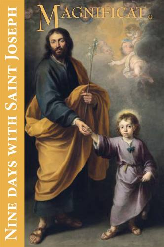 Nine Days With Saint Joseph Magnificat