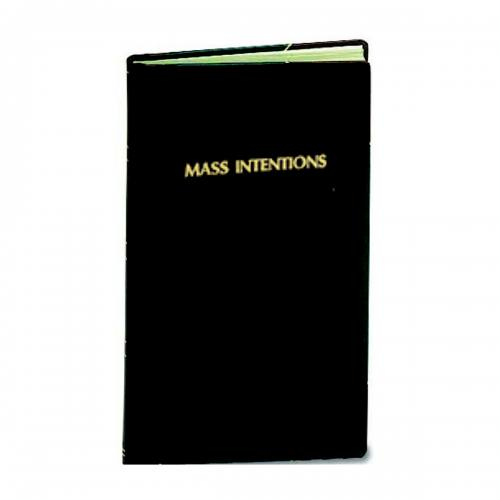 Record Book Mass Intentions Register Economy Edition Desktop