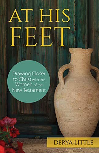 At His Feet by Derya Little Paperback