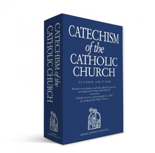 Catechism of the Catholic Church USCCB Paperback 2018 Revisions