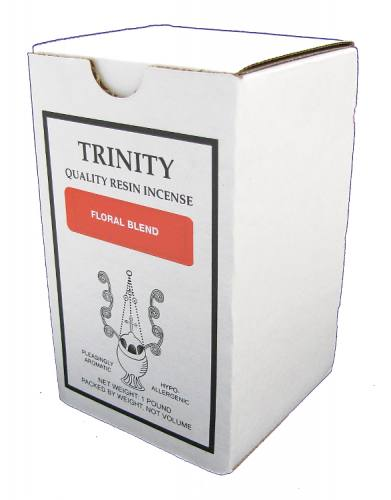 Incense Trinity Brand Floral Blend 1 Pound