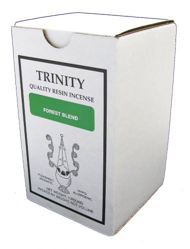 Incense Trinity Brand Forest Blend 1 Pound