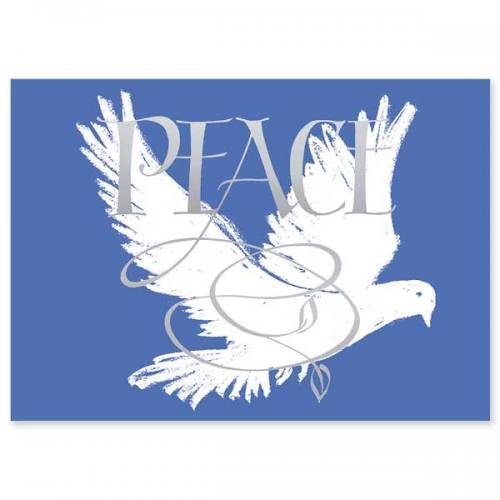 Christmas Cards Dove of Peace Box of 18
