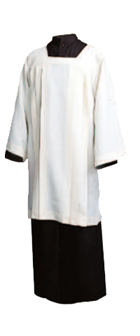 Roman Cassock Adult Full / Comfort Cut