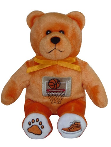 Teddy Bear Sport Basketball Holy Bears Plush