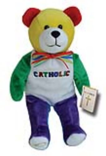 Teddy Bear Catholic Holy Bears Plush