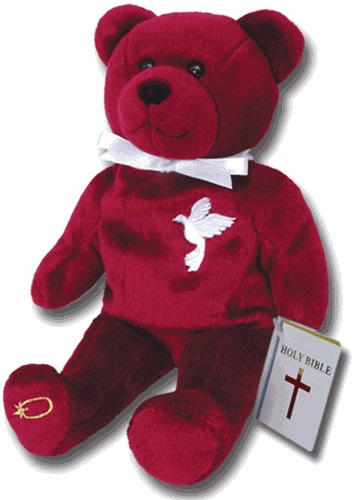 Teddy Bear Confirmation Holy Bears Plush