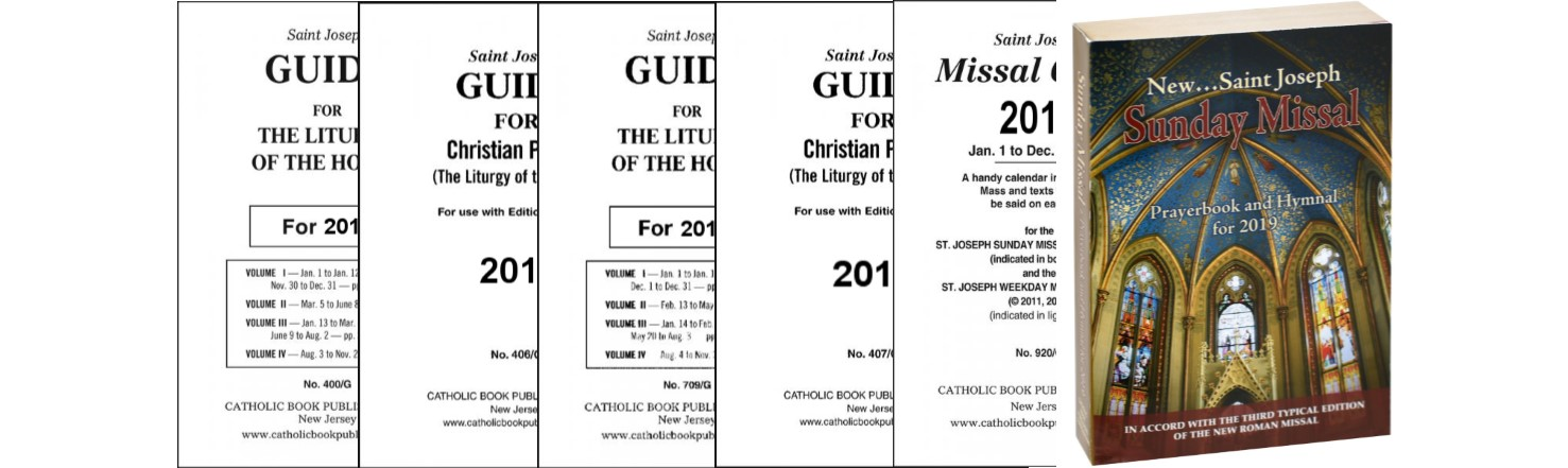 2019 Sunday Missal & Guides